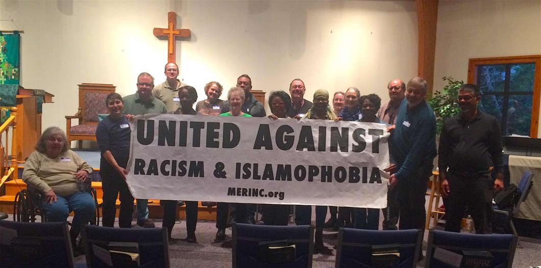 Fight Against Racism and Islamophobia